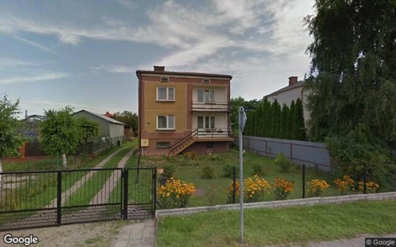 Udział w zabudowanej działce gruntu . Domy. ul. Graniczna 55, 22-400, Zamość, (woj. lubelskie)