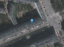 Dwupokojowe mieszkanie na siódmym piętrze . os. Centrum B 9/83a, 31-928, Kraków, (woj. małopolskie)