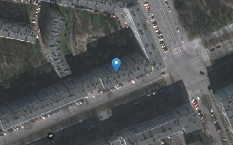 Dwupokojowe mieszkanie na siódmym piętrze . Mieszkania. os. Centrum B 9/83a, 31-928, Kraków, (woj. małopolskie)