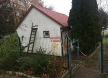 Działka zabudowana budynkiem produkcyjnym i mieszkalnym. ul. Strażacka 10, 78-422, Gwda Wielka, (woj. zachodniopomorskie)