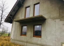 Działka zabudowana budynkiem mieszkalnym i gospodarczym w trakcie budowy. Przystawy, 78-450, Przystawy, (woj. zachodniopomorskie)