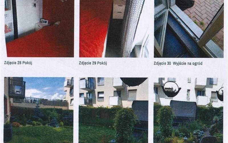 Mieszkanie dwupokojowe na parterze. Mieszkania. ul. Krzycka 83B/5, 53-019, Wrocław, (woj. dolnośląskie)