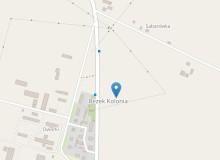 Działka niezabudowana w kształcie prostokąta. Bezek-Kolonia, 22-130, Bezek-Kolonia, (woj. lubelskie)
