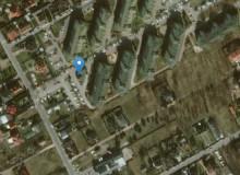 Nieruchomość zabudowana wolnostojącym budynkiem usługowo-mieszkalnym w kształcie trójkąta. ul. Ignacego Paderewskiego 144H,  04-438, Warszawa, (woj. mazowieckie)