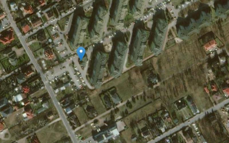Nieruchomość zabudowana wolnostojącym budynkiem usługowo-mieszkalnym w kształcie trójkąta. Inne. ul. Ignacego Paderewskiego 144H,  04-438, Warszawa, (woj. mazowieckie)
