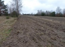 Nieruchomość niezabudowana. Dąbrowa, 05-320, Dąbrowa, (woj. mazowieckie)