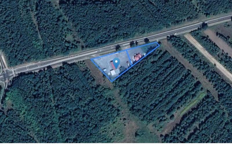 Nieruchomość komercyjna w miejscowości Gielniów, Gielniów (mazowieckie). Nieruchomości komercyjne. Gielniów, 26-434, Gielniów, (woj. mazowieckie)
