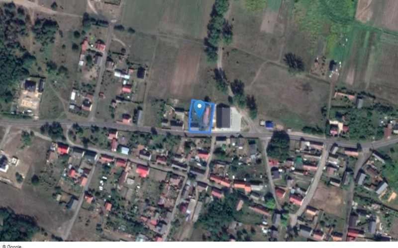 Dom w miejscowości Pomorsko, Sulechowska 15 (lubuskie). Działka numer: 210/2. Domy. Sulechowska 15, 66-105, Pomorsko, (woj. lubuskie)