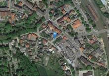 Miejsce postojowe w miejscowości Lwówek Ślaski,  (dolnośląskie). Tęczowa, 59-600, Lwówek Śląski, (woj. dolnośląskie)