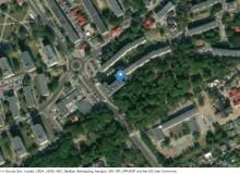 Miejsce postojowe w miejscowości Zielona Góra, Ptasia 16A-16B/G42 (lubuskie). Ptasia 16A-16B/G42, 65-525, Zielona Góra, (woj. lubuskie)