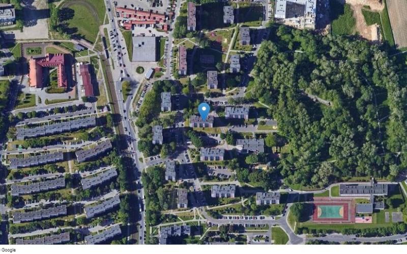 Mieszkanie w miejscowości Kraków, Osiedle Piastów 50/37 (małopolskie). Mieszkania. Osiedle Piastów 50/37, 31-625, Kraków, (woj. małopolskie)